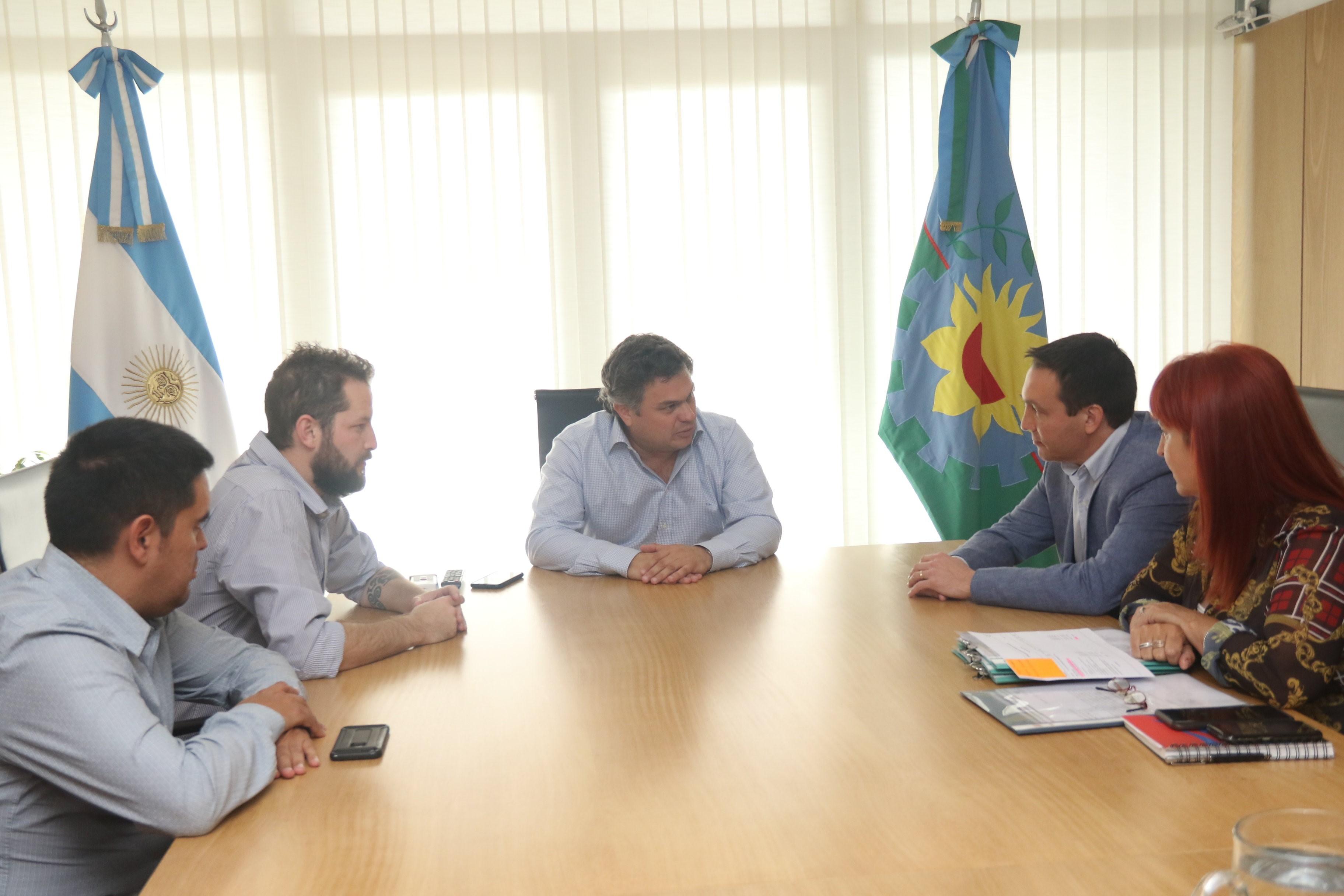 FLORENCIO VARELA: Andrés Watsón preocupado por conseguir más dinero de la Provincia de Bs. As.