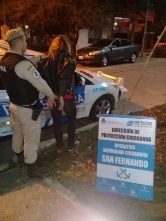PREFECTURA NAVAL ARGENTINA: Procedimientos contra el narcotráfico