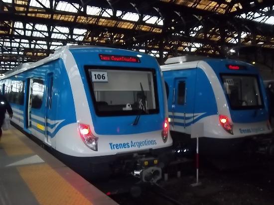 INVERSION PUBLICA: nueva Terminal de Omnibús en Retiro y apertura de taller de construcción Locomotoras en Bragado