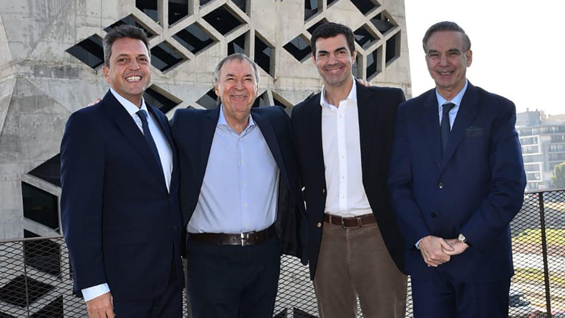 SERGIO MASSA: una sola obsesión, ganarle a Macri